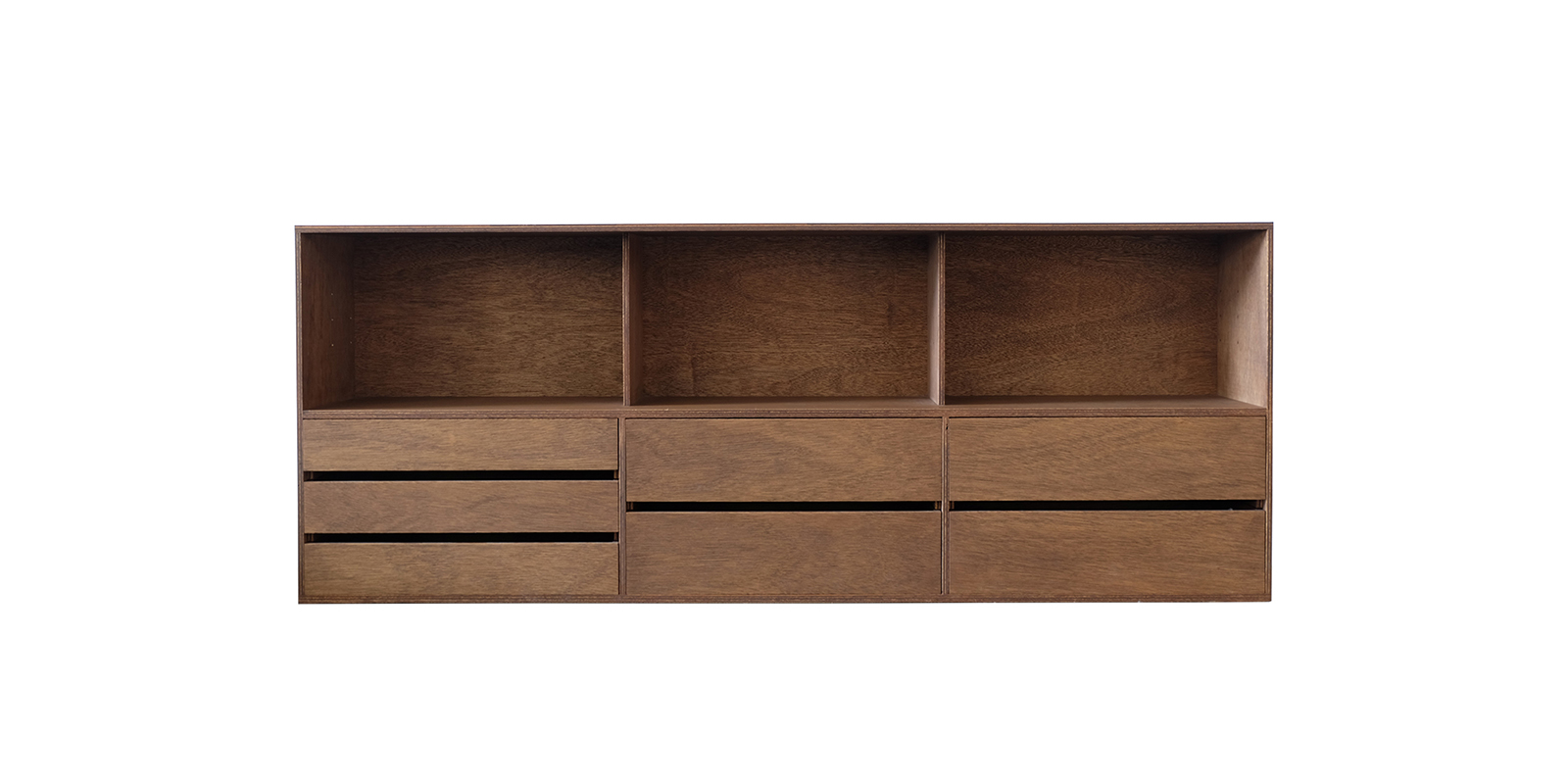 LAUAN SHELVES by order